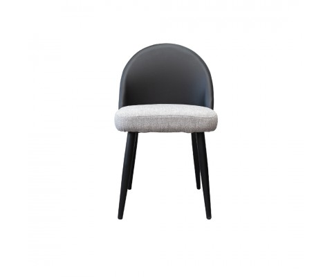 Hallen Side Chair Dark Grey