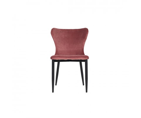 Kirkby Chair (Velvet Blushed)