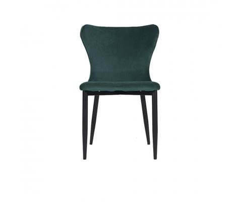 Kirkby Chair (Velvet Green)