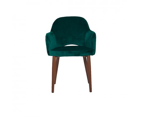 Novae Dining Chair (Velvet Green)