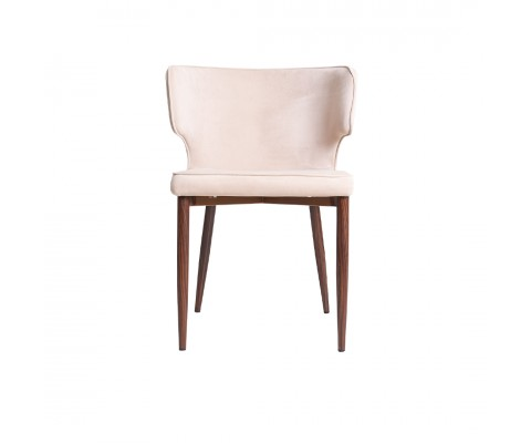 Susie Chair (Velvet Beige)