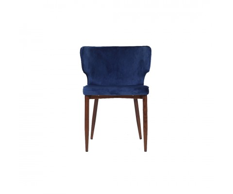 Susie Chair (Velvet Blue)