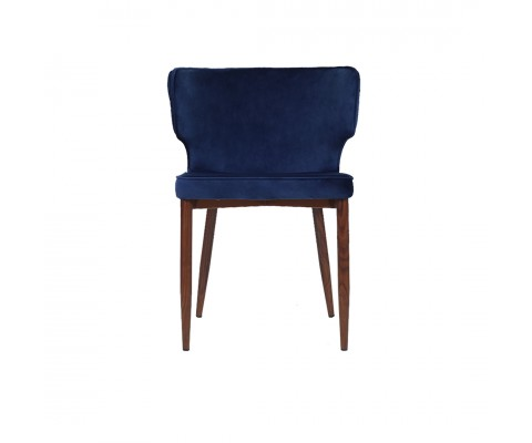 Susie Chair (Velvet Navy Blue)