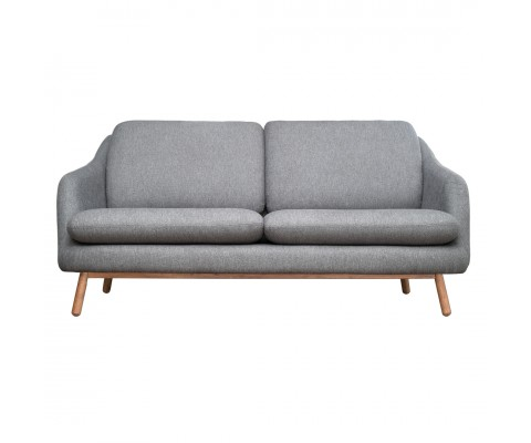 Anna 3 Seater Sofa (Grey)