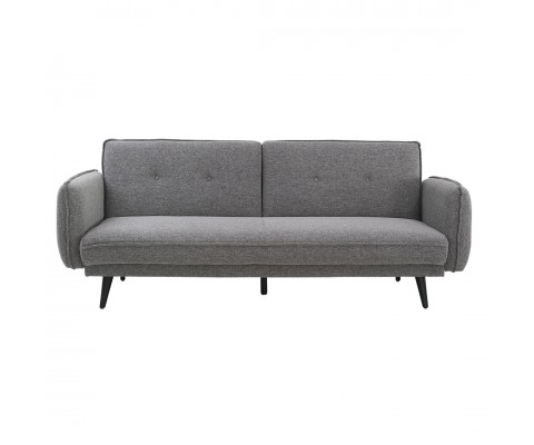 Tupplur 3 Seater Sofa Bed (Light Grey)