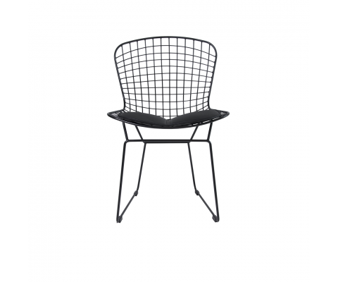 WIRE CHAIR (BLACK)
